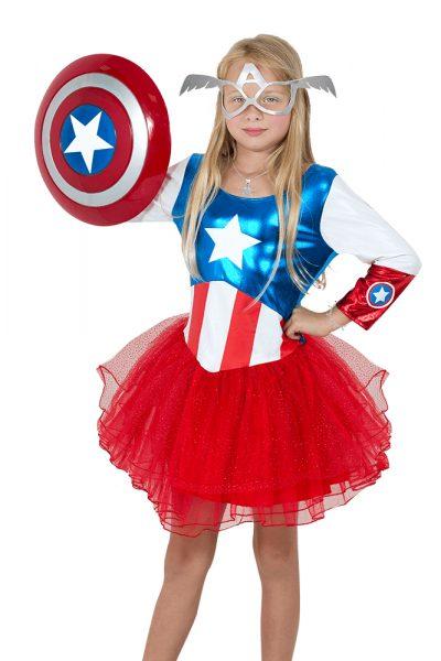 תחפושת קפטן אמריקה